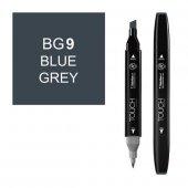 Touch Twın Marker Bg9 Blue Grey