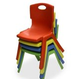 6lı Kırılmaz Çocuk Sandalyesi Kreş, Anaokulu Ve Anasınıfı
