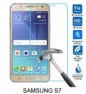 Samsung S7 Kırılmaz Temperli Cam Ekran Koruyucu