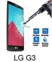 Lg G3 Kırılmaz Temperli Cam Ekran Koruyucu