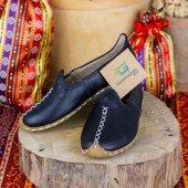 Gaziantep Çocuk Yemeni Ayakkabı Siyah Renkli