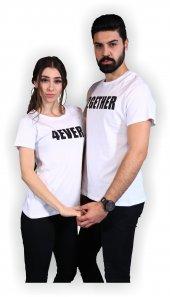 2gether 4ever T Shirt Sevgili Kombini Tişört
