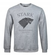 Stark Gri Sweatshirt