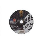 Atlas 180 Mm X3,0 X 22,23 Flex Metal Kesme Taşı Metal Inox+10 Adet Fiyatı
