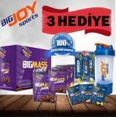 Big Joy Big Mass 1600 Gr 16 Saşe + 4 Hediye