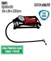 Bay Tec Ayak Pompası Kalın Turbo 1 Piston Mk4860