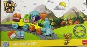 Mgs Oyuncak 39 Parça Tren Set