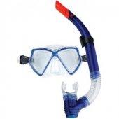 Altis Sn220 Yüzücü Gözlüğü Şnorkel Set Yüzücü Malzemesi