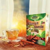 Tarçın Stevia Karışık Bitki Çayı C Vitamini Şekeri Düzenleme