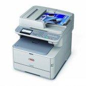 Okı Mc362dn Renkli Laser Mfp Fax Proq2400dpı Lcd