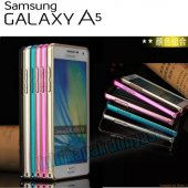 Samsung Galaxy A5 Kılıf Metal Bumper Çerçeve