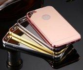 Iphone 6 6s 5 5s Kılıf Aynalı Metal Alüminyum Bumper Çerçeve