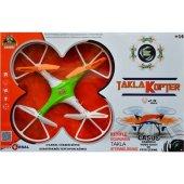 Drone Oyuncak Şarjlı Uzaktan Kumandalı Drone Uçan Takla Atan
