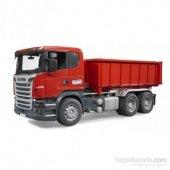 Bruder Scania R Serisi Damperi Ayrılabilen Kamyon Br03522