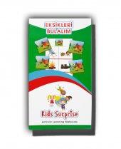 Kids Surprise Eksikleri Bulalım