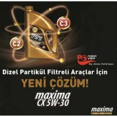 Petrol Ofisi Maxima Cx 5w 30 (4 Lit) Partikül