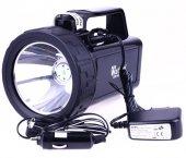 Güvenlik Feneri 30 W Watton Wt 401 Işıldak Lamba Led