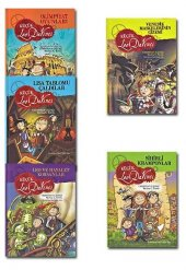 Küçük Leo Da Vinci Serisi 5 Kitap
