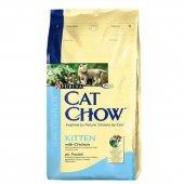 Cat Chow Yavru Kedi Kuru Maması 15 Kg