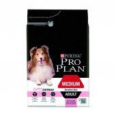Proplan Adult Medium Sensitive Somonlu Yetişkin Köpek Maması 3 Kg