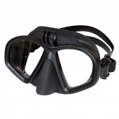 Beuchat Gp1 Maske, Aksiyon Kamera Adaptörlü
