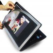 Laptop Kapak Manyetik Kapaklı Arkası Yapışkanlı Aç Kapa Çerçeve