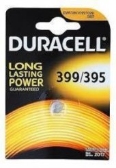 Duracell 399 395 Saat Pili Silver Oxide