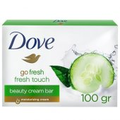 Dove Cream Bar Sabun Fresh Touch 100 Gr
