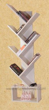 Enda Home Zigzag Dekoratif Kitaplık Raf
