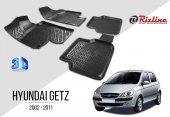 Hyundai Getz 2002.2011 3d Havuzlu Paspas Rizline