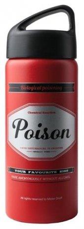 Laken Çelik 18 8 Onuff Klasik Termos Şişe 0.5l Poison Lkonta501