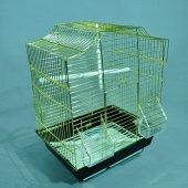 Qh Kuş Kafesi Pirinç Kaplama (30 X 23 X 39)