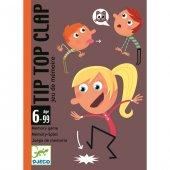 Tip Top Clap Hafıza Ve Dikkat Oyunu
