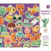 Magnetics Magniville