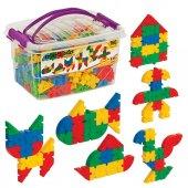 Zeka Lego Oyuncak Smart Blocks Puzzle Eğitici Oyun Seti160 Parça