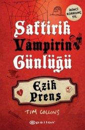 Saftrik Vampirin Günlüğü Ezik Prens Tım Collıns