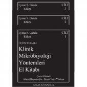 Klinik Mikrobiyoloji Uygulama Yöntemleri Garcia Cilt 1 2 3