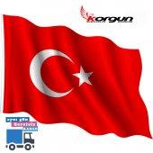 Türk Bayrağı Kumaş 80x120 Cm 1.sınıf 80*120 Bez Bayrak