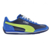 Puma 354347 14 Whirlwind L Jr Mavi Spor Ayakkabı