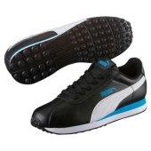 Puma 360914 13 Turin Jr Siyah Erkek Kadın Unisex Spor Ayakkabı