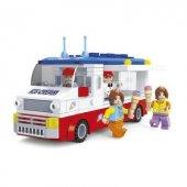 Lego Bircan Bricks 259 Parça Cıty Seti 25504
