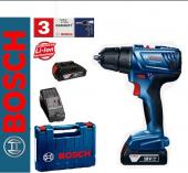 Bosch Gsr 180 Li Akülü Vidalama Matkap Makinesi Çift Akülü