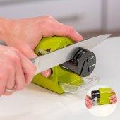 Swift Sharp Pilli Bıçak Çakı Makas Satır Bileme Ma...