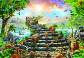 Puzzle 260 Parça Stairway To Heaven
