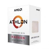 Amd Athlon 200ge 3.2ghz 4mb Am4