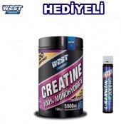 West Nutrition Kreatin Monohidrat 100 Gr 20 Servis (Creatine)