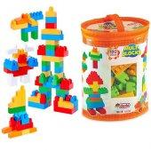 120 Parça Özel Çantalı Büyük Boyutlu Eğitici 1. Kalite Lego Seti
