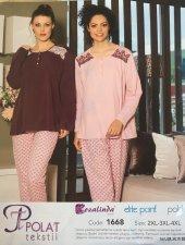 1668 Polat Pijama Takımı