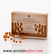 Forever Active Probiotic Probiyotik Mikroorganizma İçeren Gıda