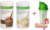 Herbalife Set (2 Seçimli Shake + 1 Shaker) Herbalife Diyet